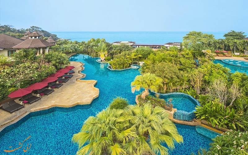 هتل اینترکنتینانتال پاتایا-InterContinental Pattaya Resort