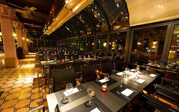 رستوران بارباروسا