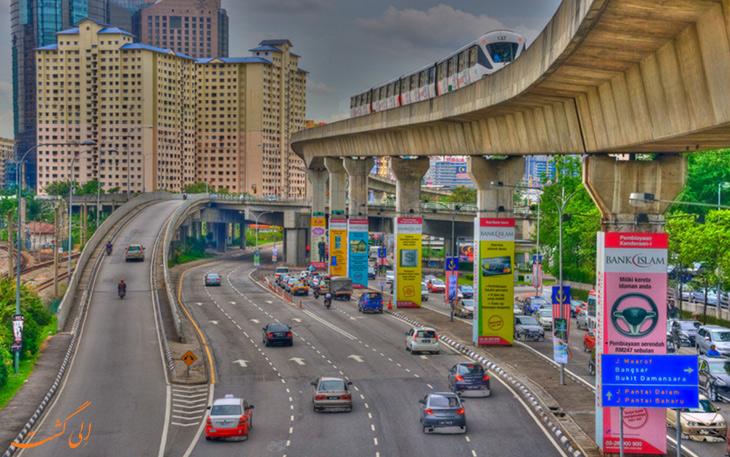 منطقه بنگسر کوالالامپور