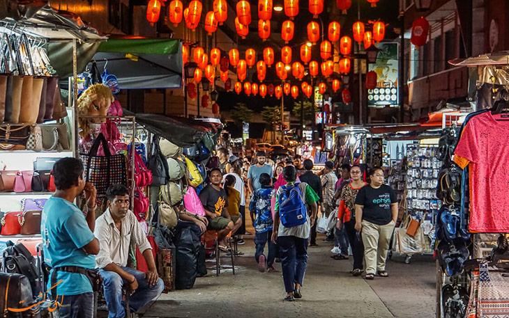 بازار محله چینی ها