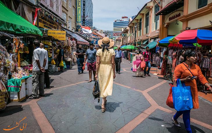 محله های معروف سنگاپور