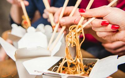 حقایق جالب غذای چینی