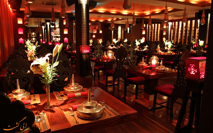 رستوران لاست هون
