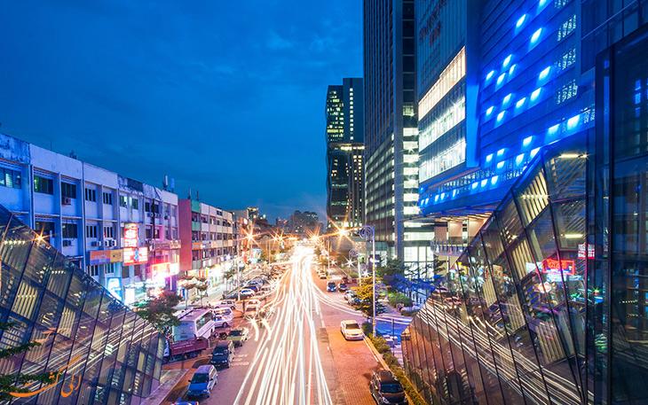 منطقه سنترال کوالالامپور