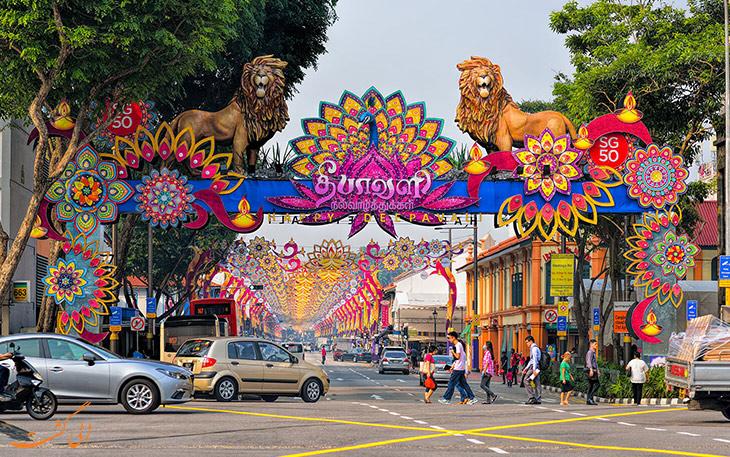 خیابان سرانگون سنگاپور