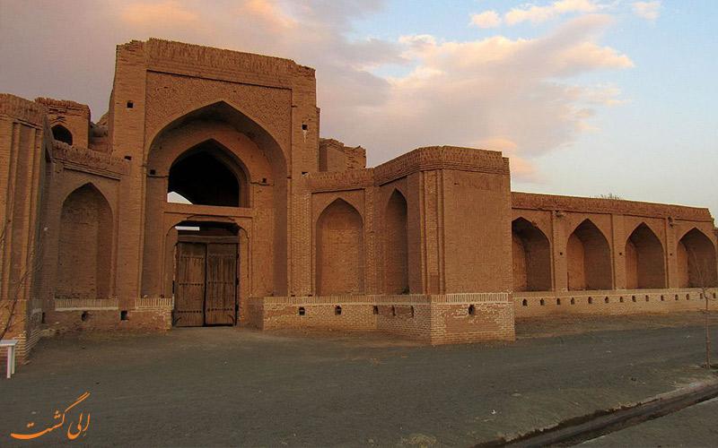زعفرانیه-جاذبه های جاده تهران به مشهد