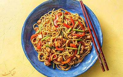 معروف ترین غذاهای چینی