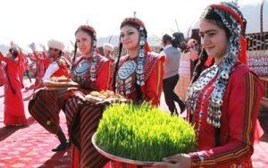 جشنواره نوروز در رومانی