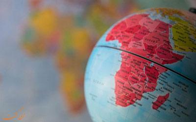 کشورهای قاره آفریقا