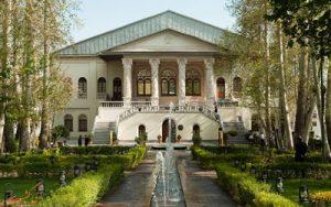 بازدید از باغ موزه سینمای ایران