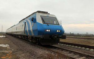 افتتاح راه آهن قزوین-رشت