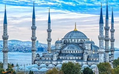 بناهای تاریخی استانبول