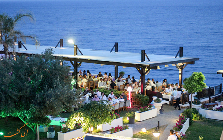 رستوران لارا آنتالیا