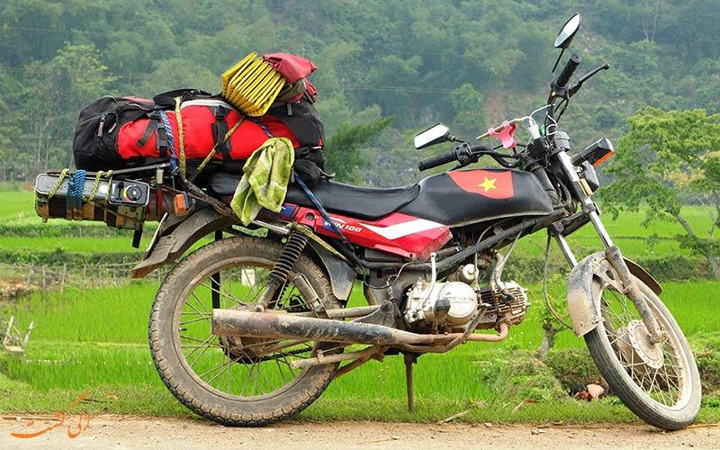 اجاره موتورسیکلت در سفر به کشورهای جنوب شرق آسیا