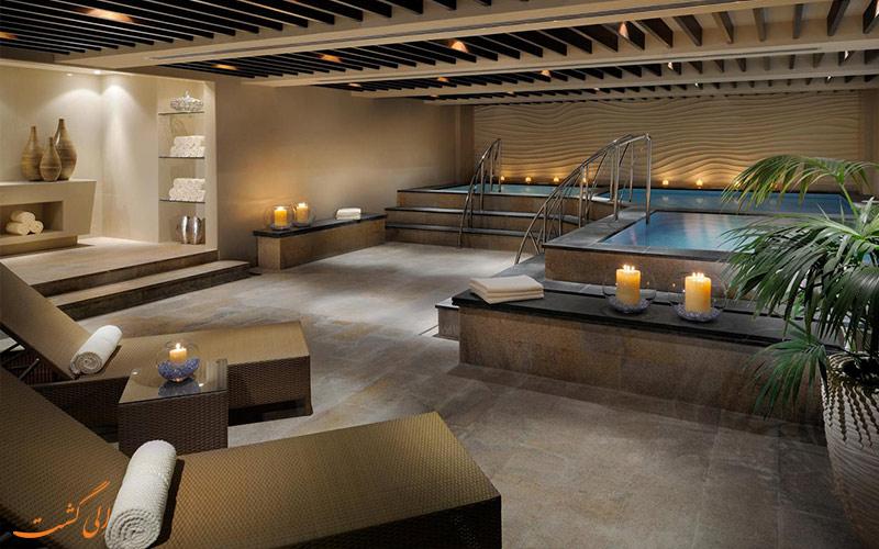استخر و جکوزی هتل آسیانا دبی