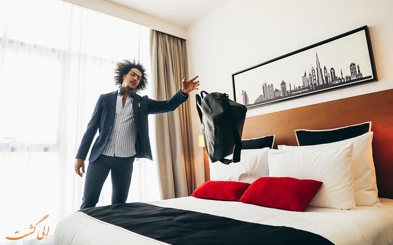 امکانات اتاق های هتل تریپ بای ویندهام دبی