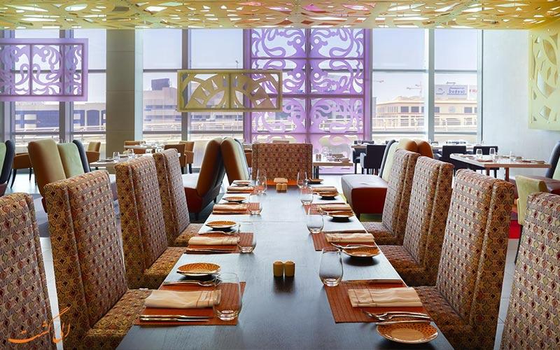 امکانات تجاری هتل سوفیتل داون تاون دبی