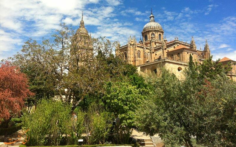 باغ مشهور کالیکستو وای ملیبی در شهر سالامانکا اسپانیا