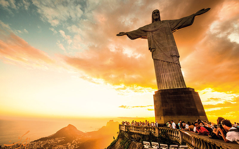 جاذبه های برزیل و ریودوژانیرو