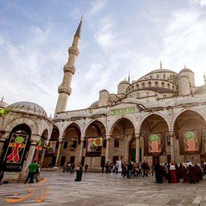 ترکیه و تفریحات سفر به استانبول-الی گشت