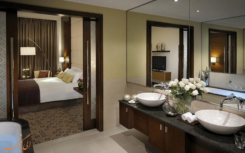 حمام و سرویس بهداشتی هتل آسیانا دبی
