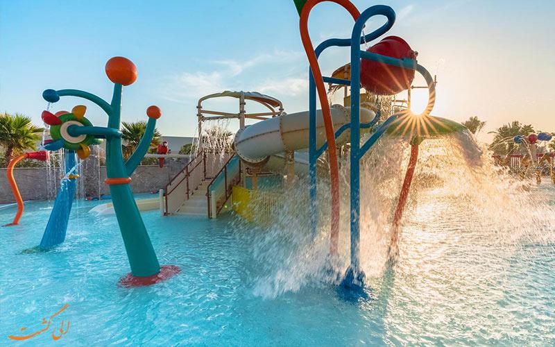 خدمات رفاهی هتل ریکسوس سعدیات آیلند ابوظبی