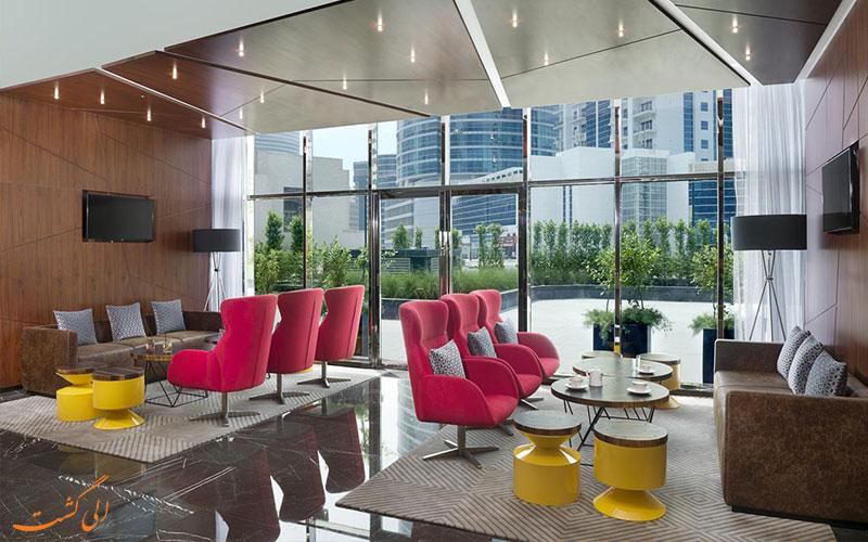 خدمات هتل تریپ بای ویندهام دبی