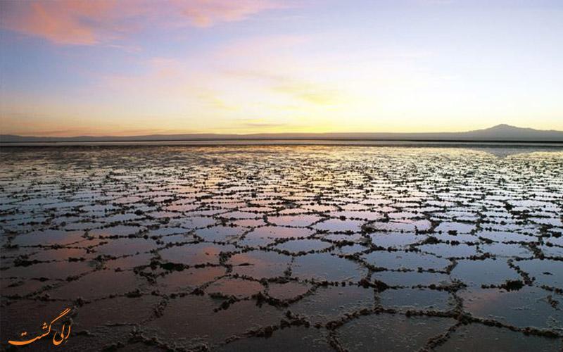 دریاچه آران و بیدگل