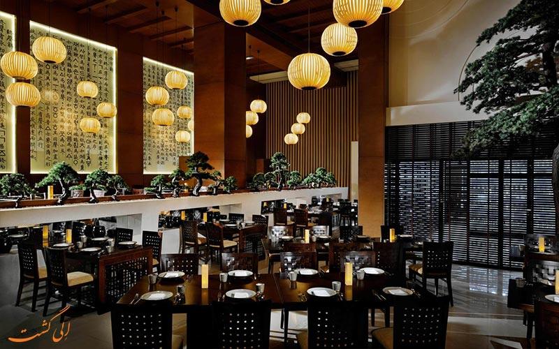 رستوران های هتل آسیانا دبی