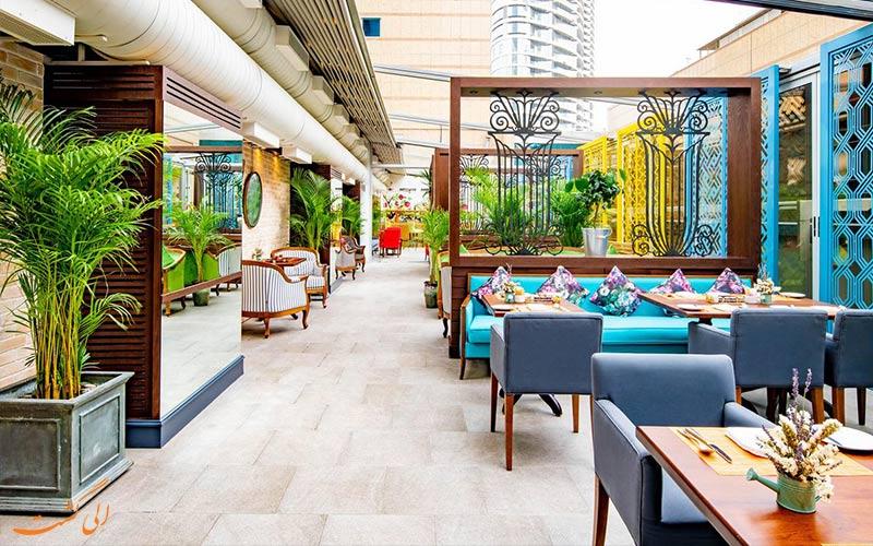 رستوران و لابی -هتل سوفیتل داون تاون دبی
