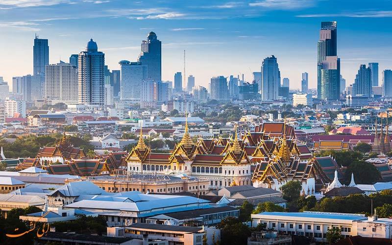 سفر 5 روزه به تایلند و بازدید از بانکوک