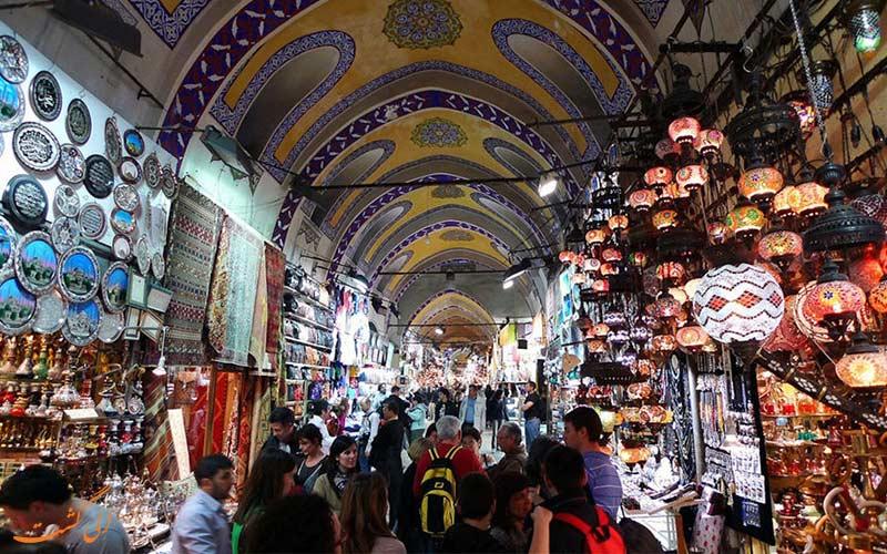 تفریحات سفر به استانبول-ترکیه