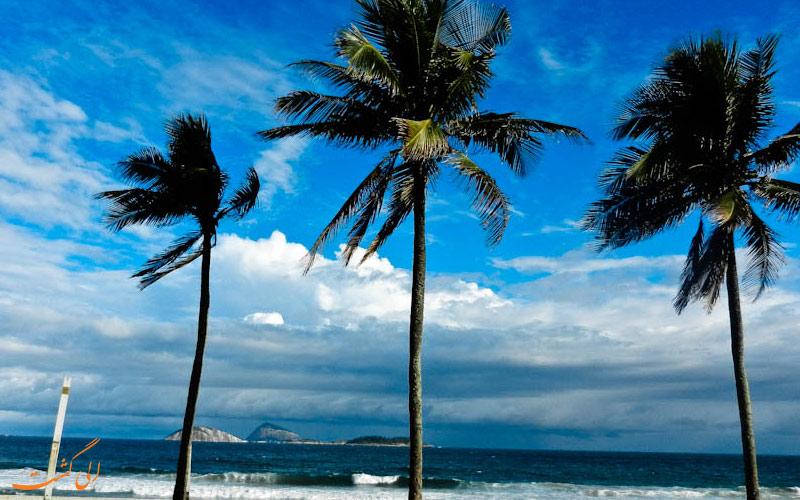 سواحل ریودوژانیرو-جاذبه های ریودوژانیرو