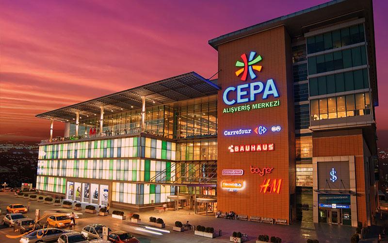 مرکز خرید سپا- راهنمای خرید در آنکارا