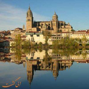 معرفی شهر سالامانکا اسپانیا