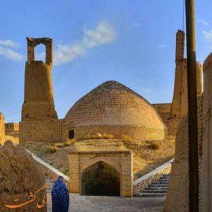 معرفی آب انبارهای ایران