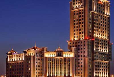 هتل ماریوت الجداف دبی-الی گشت