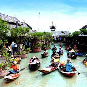راهنمای سفر 5 روزه به تایلند-الی گشت