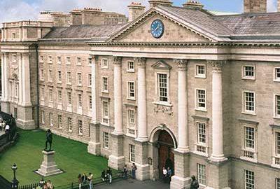 بهترین دانشگاه های ایرلند-الی گشت