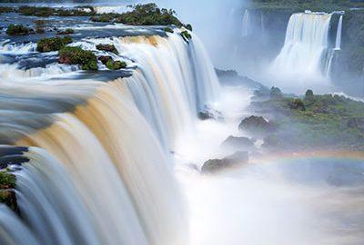 آبشارهای ایگواسو برزیل در الی گشت