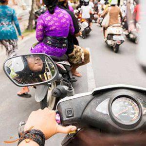 اجاره موتورسیکلت در سفر به کشورهای جنوب شرق آسیا-الی گشت