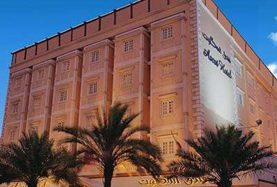 هتل اسکوت دبی در الی گشت