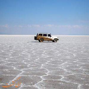 دریاچه آران و بیدگل-دریاچه نمک