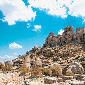 کوه نمرود ترکیه-الی گشت