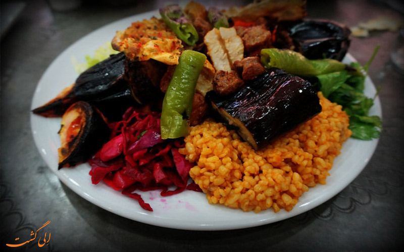 غذاهای ترکی-تفریحات سفر به استانبول