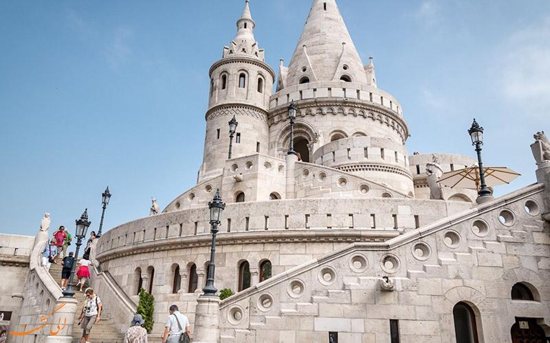 قلعه فیشرمن بوداپست