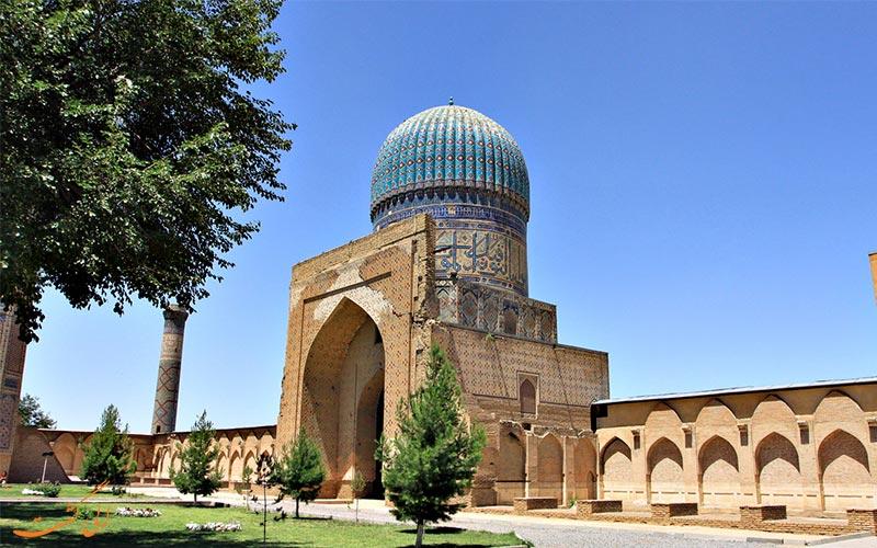 مسجد بی بی خانوم