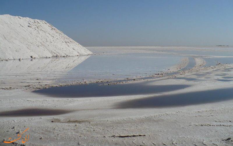 مسیله دریاچه آران و بیدگل