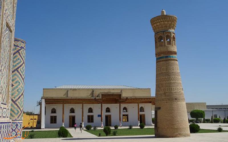 مقبره و مسجد خواجه عبد درون-جاذبه های سمرقند