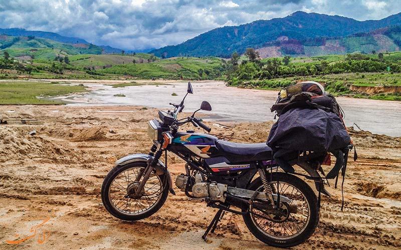 اجاره موتورسیکلت در سفر به کشور تایلند
